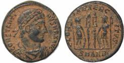 Ancient Coins - Roman coin Constantine I - GLORIA EXERCITVS - Antioch
