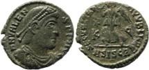 Ancient Coins - Valens - SECVRITAS REIPVBLICAE - Siscia Mint
