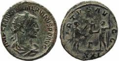 Ancient Coins - Roman coin of Numerian Antoninianus - VIRTVS AVGG - Siscia
