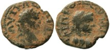 Ancient Coins - Elagabalus - Philadelphia, Arabia-Petraea AE16