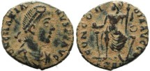 Ancient Coins - Gratian - CONCORDIA AVGGG