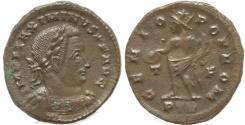 Ancient Coins - Roman coin of Maximian - GENIO POP ROM - Treveri