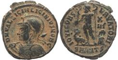 Ancient Coins - Roman coin of Licinius II as Caesar - IOVI CONSERVATORI - Antioch