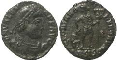 Ancient Coins - Roman coin of Valens - GLORIA ROMANORVM - Siscia