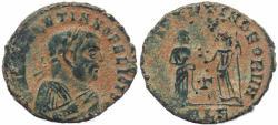 Ancient Coins - Roman coin of Diocletian - PROVIDENTIA DEORVM - Alexandria