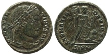 Ancient Coins - Roman coin of Constantine I - SARMATIA DEVICTA - Sirmium