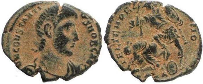 Ancient Coins - Constantius Gallus - FEL TEMP REPARATIO