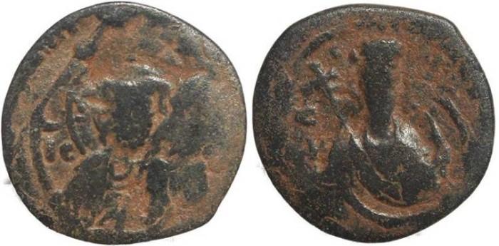 Ancient Coins - Byzantine Empire - Alexius I tetarteron