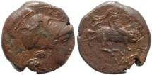 Ancient Coins - Sicily, Syracuse - Agathokles - 317-289 BC.