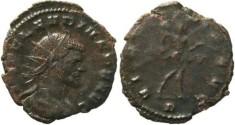Ancient Coins - Claudius II Antoninianus - Mediolanum Mint - VIRTVS AVG