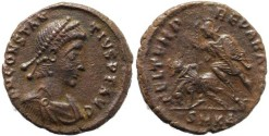 Ancient Coins - Constantius II - FEL TEMP REPARATIO - Cyzicus