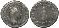 Ancient Coins - Roman coin of Caracalla antoninianus - VENVS VICTRIX - fouree?