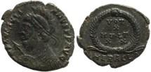 Ancient Coins - Julian II - VOT X MVLT XX - HERACL•A