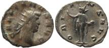 Ancient Coins - Gallienus Billon Antoninianus - ORIENS AVG - Beautiful Reverse