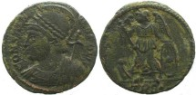 Ancient Coins - Commemorative Series 330-354AD Æ follis - Treveri mint