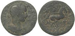 Ancient Coins - Roman Provincial coin of Severus Alexander Ae25 - Cilicia, Anazarbos