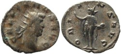 Ancient Coins - Gallienus Billon Antoninianus - ORIENS AVG - Beautiful Reverse