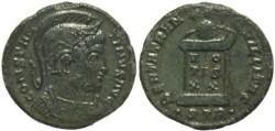Ancient Coins - Ancient Roman coin Constantine I - BEATA TRANQVILLITAS - Treveri Mint