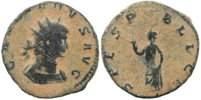 Ancient Coins - Gallienus - SPES PVBLICA
