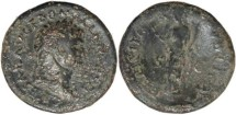 Ancient Coins - Budget Ae As of Domitian - FELICITAS PVBLICA SC