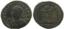 Ancient Coins - Crispus as Caesar - BEATA TRANQVILLITAS - Treveri Mint