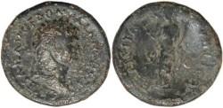 Ancient Coins - Budget Ae As of Domitian - FELICITAS PVBLICA SC