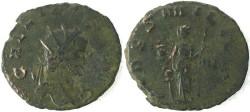 Ancient Coins - Gallienus, 253-268AD Antoninianus, FIDES MILITVM - Rome