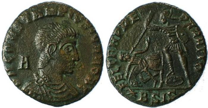 Ancient Coins - Constantius Gallus as Caesar, Siscia Mint