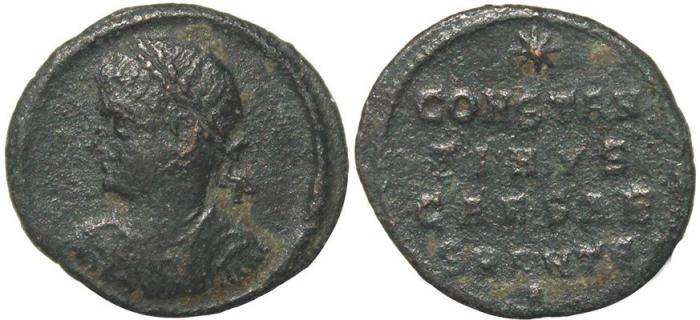 Ancient Coins - Roman coin of Constantine II - Anepigraphic - Antioch