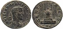 Ancient Coins - Roman Provincial coin of Philip I AE29 - Zeugma, Commagene