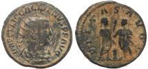 Ancient Coins - Roman coin of Gallienus antoninianus - PIETAS AVGG - Antioch