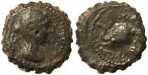 Ancient Coins - Seleucid Kingdom, Antiochos IV Epiphanes 175-164 BC - Elephant