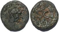 Ancient Coins - Antoninus Pius, Ae17 Antiochia ad Orontem SGI 1495