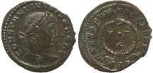 Ancient Coins -  Roman coin of Constantine II - CAESARVM NOSTRORVM - Treveri