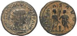 Ancient Coins - Roman coin of Gallienus antoninianus - PIETAS AVGG - Antioch
