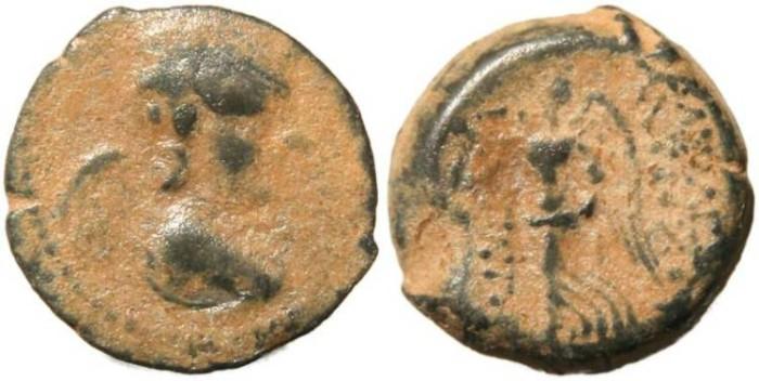 Ancient Coins - Seleukid Kingdom - Antiochus IX 114-95 BC - Nike