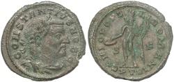 Ancient Coins - Roman coin of Constantius I - GENIO POPVLI ROMANI - Treveri