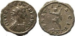 Ancient Coins - Probus - MARTI PACIF 21mm, 2.7 grams