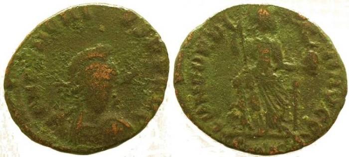 Ancient Coins - Honorius - CONCORDIA AVGG