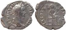 Ancient Coins - Roman coin of Antoninus Pius AR silver denarius - TR POT XX COS IIII