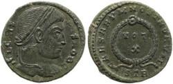 Ancient Coins - Roman coin of Crispus - CAESARVM NOSTRORVM - Treveri