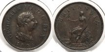 World Coins - GREAT BRITAIN: 1806-SOHO Farthing