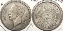 World Coins - IRAQ: 1938-I 50 Fils