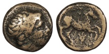 Ancient Coins - Kings of Macedon Philip II 359-336 B.C. AE16 Fine