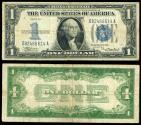 Us Coins - 1934 1 Dollar Fine+