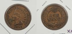 Us Coins - 1897 Indian Head 1 Cent 1-in-neck