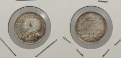 World Coins - CANADA: 1919 George V 5 Cents