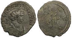 Ancient Coins - Carausius 287-293 A.D. Antoninianus Londinium (London) Mint VF