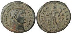 Ancient Coins - Maximinus II 305-313 A.D. Follis Alexandria Mint VF