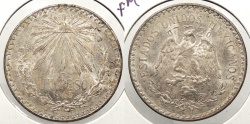 World Coins - MEXICO: 1945-M Peso